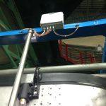 Impianto trasporto taniche REPSOL CFT