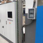 Quadro elettrico magazzino fusti IGLOM