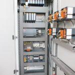 Quadro elettrico per impianto trattamento liquidi Bram Cor