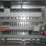 Quadro elettrico riempitrice fusti ACR