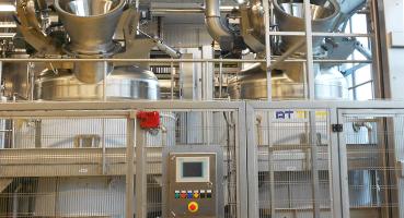Impianti industria alimentare